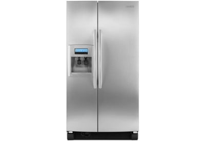 KitchenAid - KSRT25FWMK - Side-by-Side Refrigerators