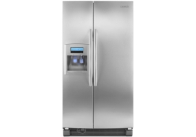 KitchenAid - KSRT25FWMS - Side-by-Side Refrigerators