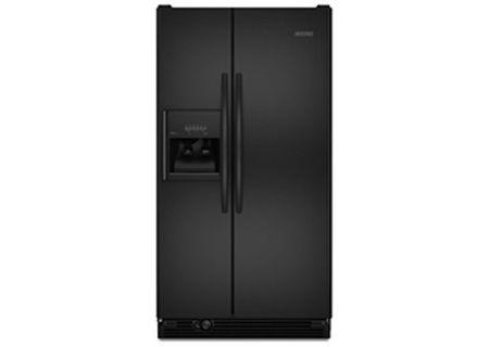 KitchenAid - KSRV22FVBL - Side-by-Side Refrigerators