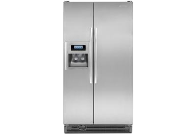 KitchenAid - KSRV22FVMS - Side-by-Side Refrigerators