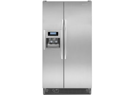 KitchenAid - KSRV22FVMS - Side-by-Side Refrigerators