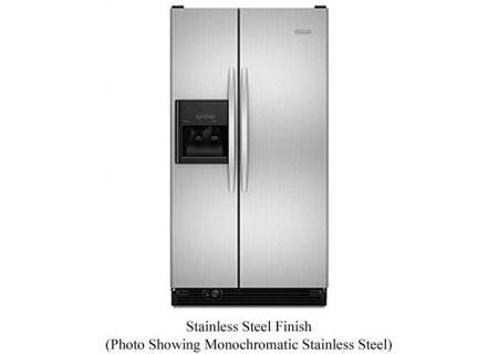 KitchenAid - KSRV22FVSS - Side-by-Side Refrigerators