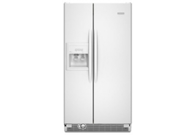 KitchenAid - KSRV22FVWH - Side-by-Side Refrigerators