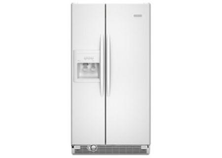 KitchenAid - KSRV22FVWH - Side-by-Side Refrigerators