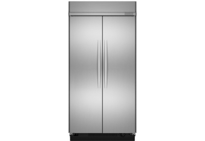 KitchenAid - KSSC42FTS - Built-In Side-By-Side Refrigerators