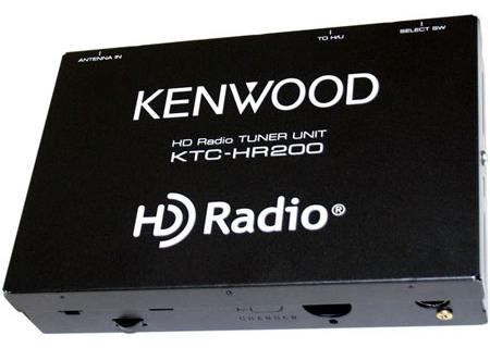Kenwood - KTC-HR200 - HD Radio - For Car