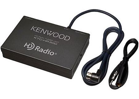 Kenwood - KTC-HR300 - HD Radio - For Car