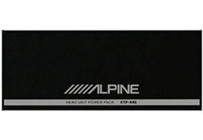 Alpine - KTP-445 - Car Audio Amplifiers