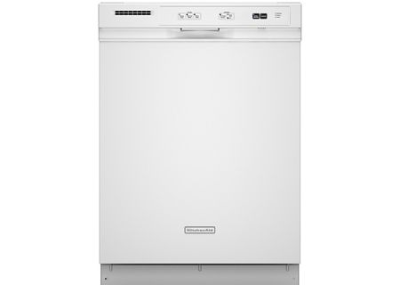 KitchenAid - KUDC03IVWH - Dishwashers