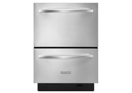 KitchenAid - KUDD03DTSS - Dishwashers