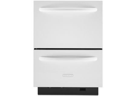 KitchenAid - KUDD03DTWH - Dishwashers