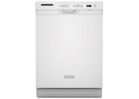 KitchenAid - KUDK03ITWH - Dishwashers