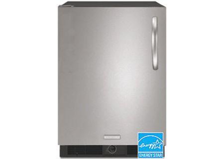 KitchenAid - KURS24LSBS - Compact Refrigerators