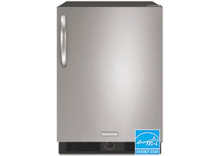 KitchenAid - KURS24RSBS - Compact Refrigerators