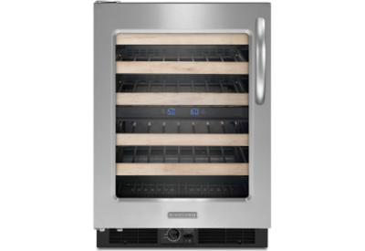 KitchenAid - KUWS24LSBS - Wine Refrigerators / Beverage Centers