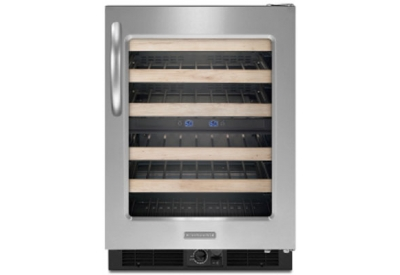 KitchenAid - KUWS24RSSS - Wine Refrigerators / Beverage Centers