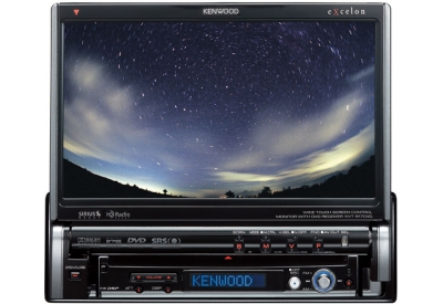Kenwood - KVT817DVD - Car Video