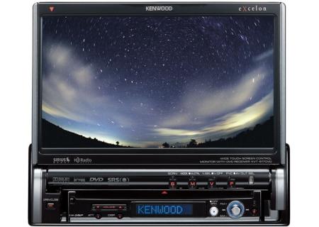 Kenwood - KVT817DVD - Car Video