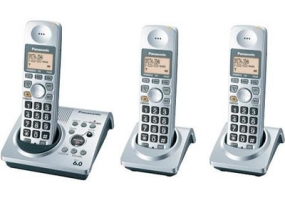 Panasonic - KX-TG1033S - Cordless Phones
