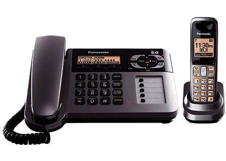 Panasonic - KX-TG1061M - Corded Phones