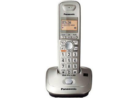 Panasonic - KX-TG4011N - Cordless Phones