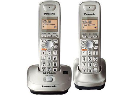 Panasonic - KX-TG4012N - Cordless Phones