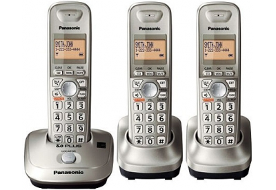 Panasonic - KX-TG4013N - Cordless Phones