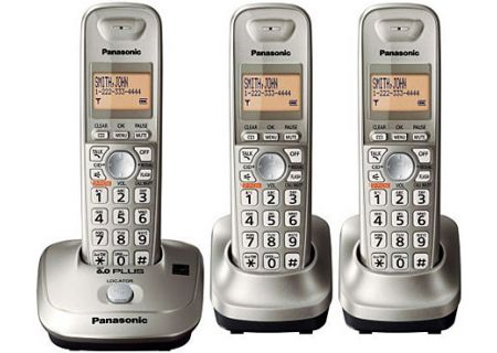 Panasonic - KX-TG4013N - Cordless Phones