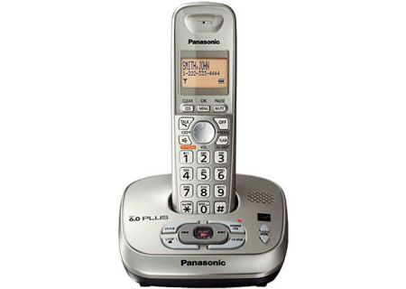 Panasonic - KX-TG4021N - Cordless Phones