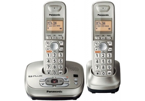 Panasonic - KX-TG4022N - Cordless Phones