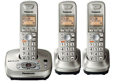 Panasonic - KX-TG4023N - Cordless Phones