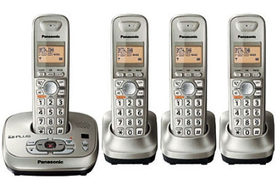 Panasonic - KX-TG4024N - Cordless Phones