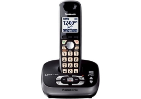 Panasonic - KX-TG4031B - Cordless Phones