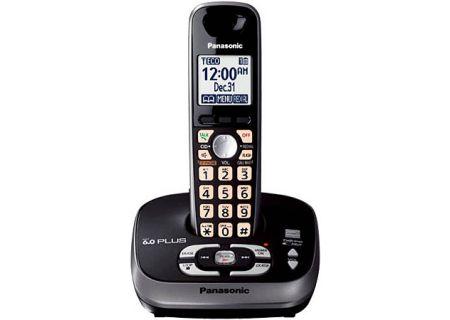 Panasonic - KX-TG4031B - Cordless Phones