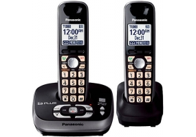 Panasonic - KX-TG4032B - Cordless Phones