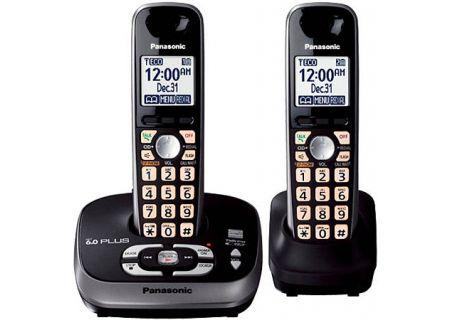 Panasonic - KX-TG4032B - Cordless Phones
