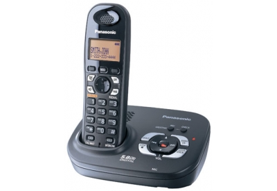 Panasonic - KX-TG4321B - Cordless Phones
