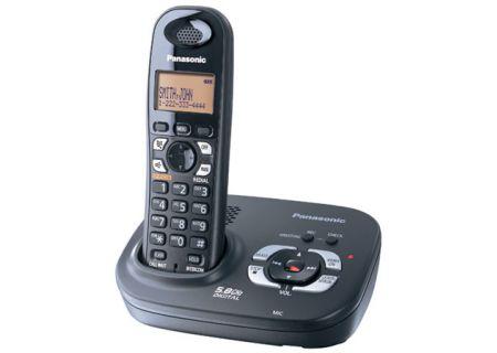 Panasonic - KX-TG4321B - Cordless Phones