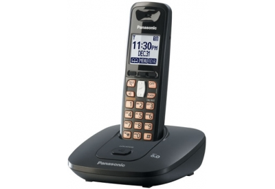 Panasonic - KX-TG6411T - Cordless Phones