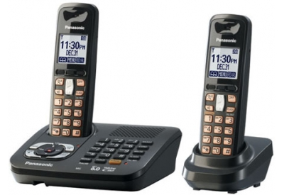 Panasonic - KX-TG6442T - Cordless Phones