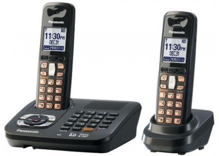 Panasonic - KX-TG6442T - Cordless Phones