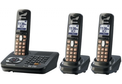 Panasonic - KX-TG6443T - Cordless Phones