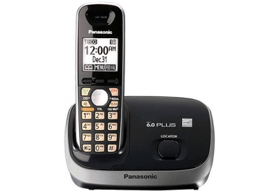 Panasonic - KX-TG6511B - Cordless Phones