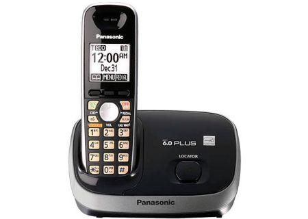 Panasonic - KX-TG6511B - Cordless Phones