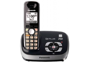 Panasonic - KX-TG6531B - Cordless Phones