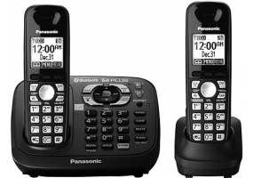 Panasonic - KX-TG6582T - Cordless Phones