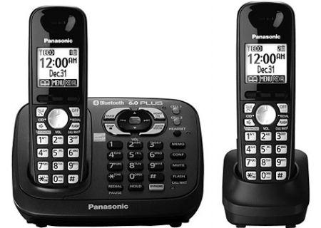Panasonic - KX-TG6582T - Cordless Phones