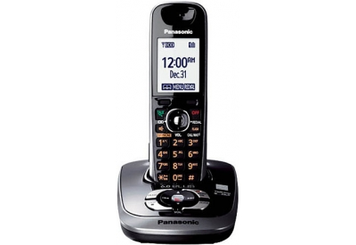 Panasonic - KXT-G7531B - Cordless Phones