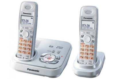 Panasonic - KX-TG9332S - Cordless Phones
