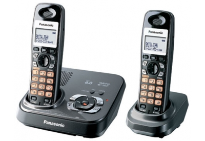 Panasonic - KX-TG9332T - Cordless Phones